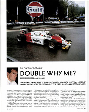 Page 60 of July 2003 archive issue thumbnail