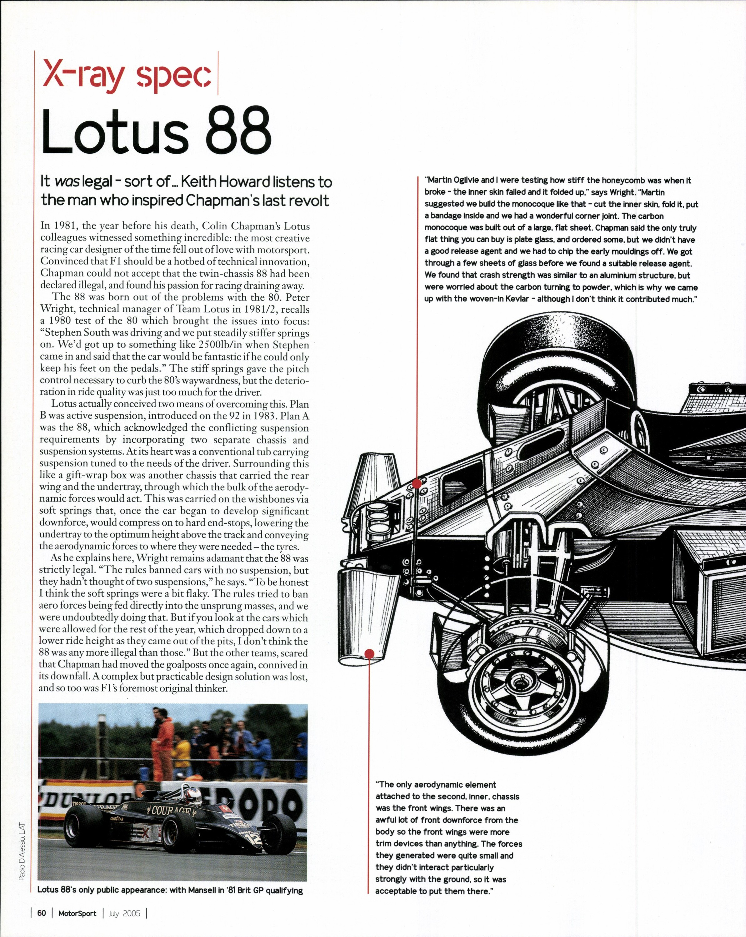 x ray spec lotus 88 image