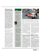 Page 13 of July 2010 issue thumbnail