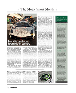 Page 26 of July 2010 archive issue thumbnail