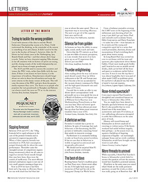 Page 70 of July 2014 archive issue thumbnail