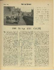 Archive issue June 1933 page 11 article thumbnail