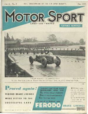 Cover of archive issue June 1934