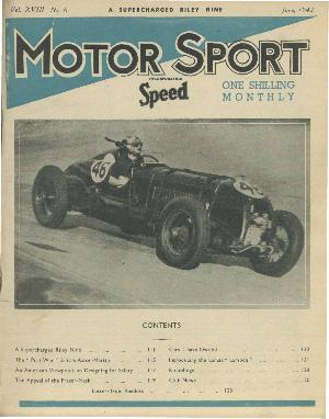 Cover of archive issue June 1942