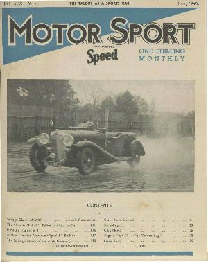 Cover of archive issue June 1943