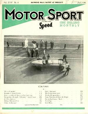 Cover of archive issue June 1946