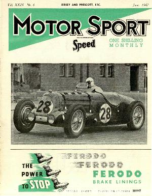 Cover image for June 1947
