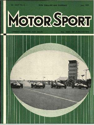 Cover of archive issue June 1959