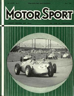 Cover of archive issue June 1960