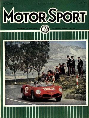 Cover of archive issue June 1962