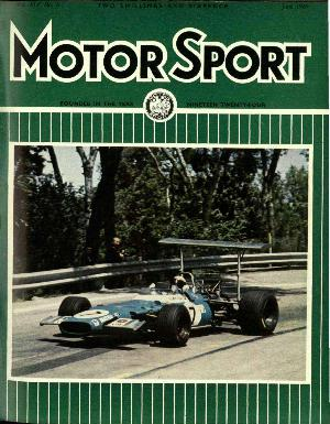 Cover image for June 1969