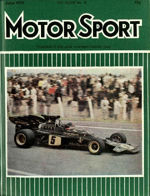 Cover image for June 1972