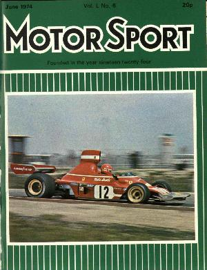 Cover of archive issue June 1974