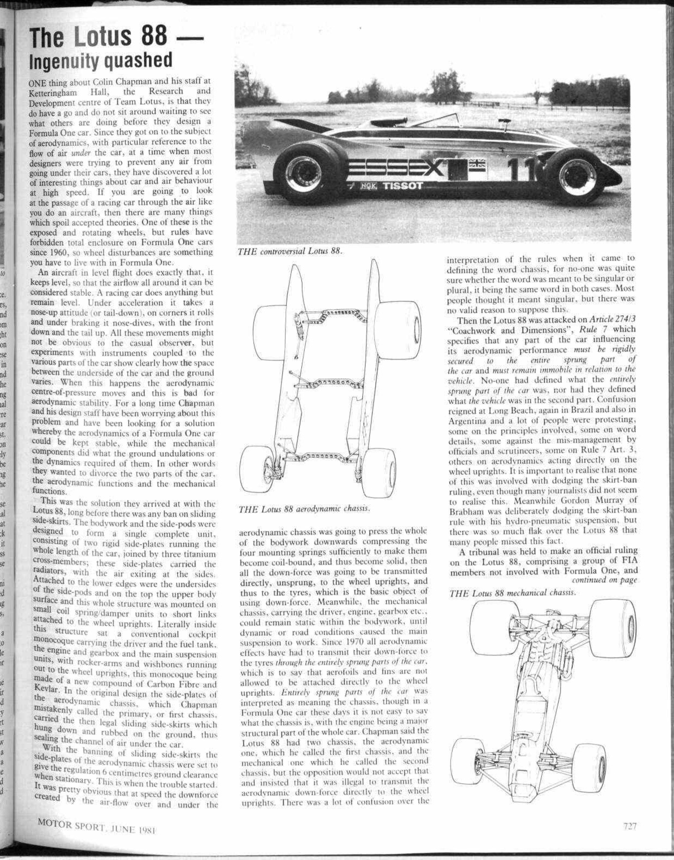 the lotus 88 ingenuity quashed image