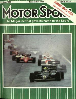 Cover image for June 1985