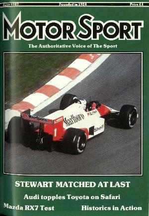 Cover of archive issue June 1987