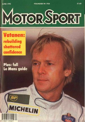 Cover image for June 1992