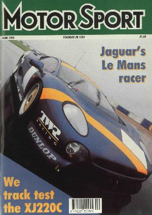Cover of archive issue June 1993