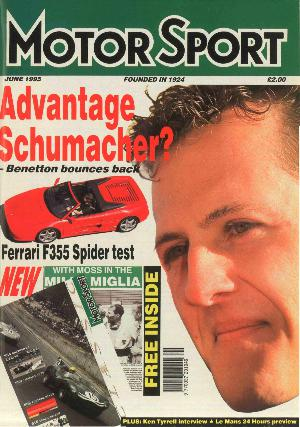 Cover of archive issue June 1995