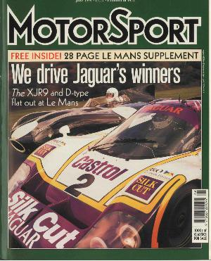 Cover of archive issue June 1999