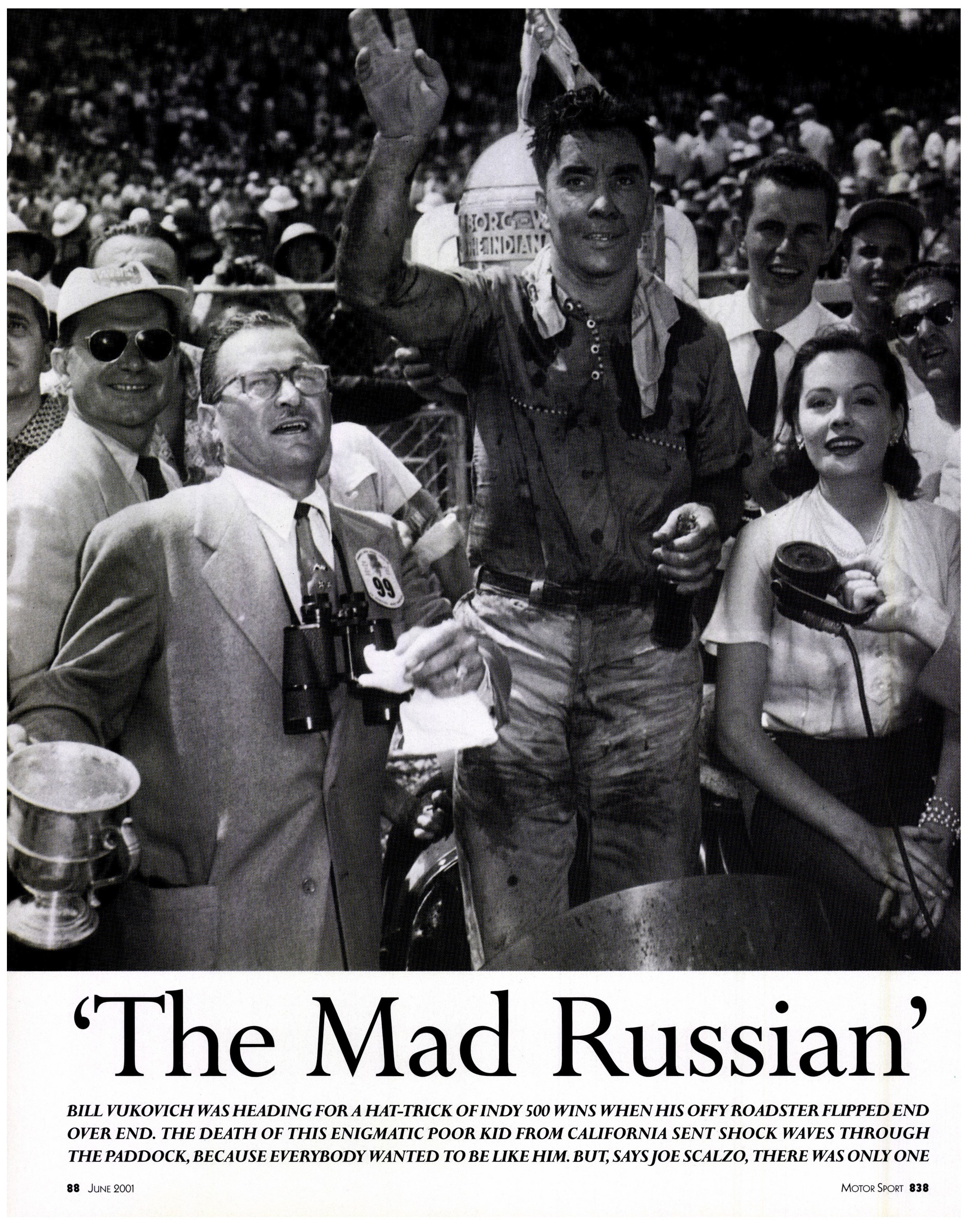 the mad russian image