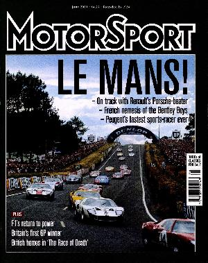 Cover image for June 2003