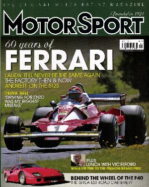 Cover of archive issue June 2007