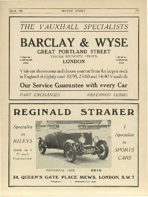 Cover of archive issue March 1926