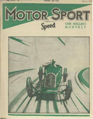 Cover image for March 1941