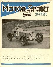 Page 1 of March 1945 issue thumbnail
