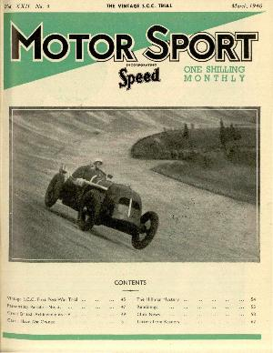 Cover of archive issue March 1946