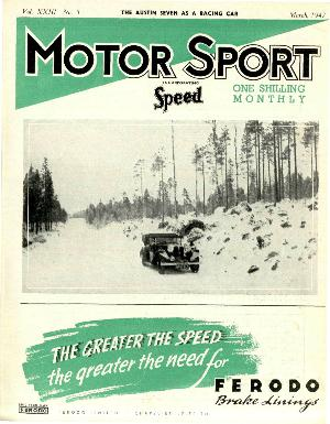 Cover of archive issue March 1947