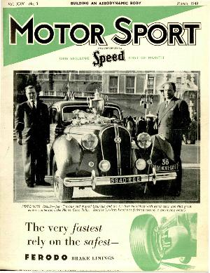 Cover of archive issue March 1949