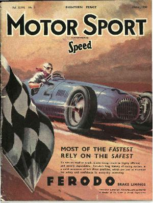 Cover image for March 1950