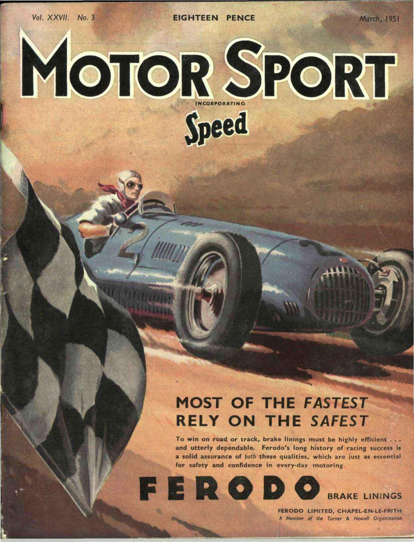 March 1951   Motor Sport Magazine
