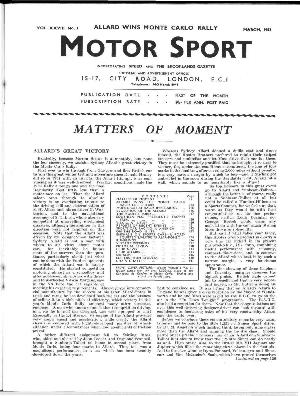 Page 9 of March 1952 archive issue thumbnail