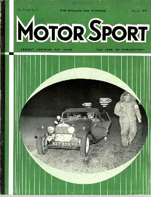 Cover of archive issue March 1956