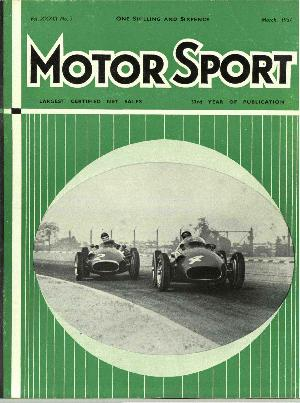 Cover image for March 1957