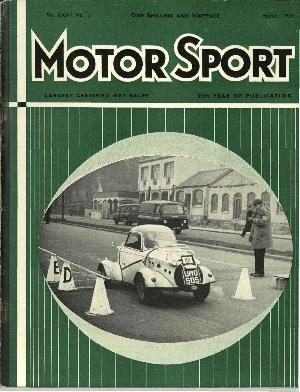 Cover of archive issue March 1959