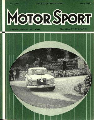 Cover of archive issue March 1960