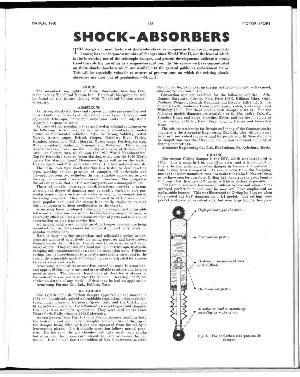 Shock-Absorbers | Motor Sport Magazine Archive