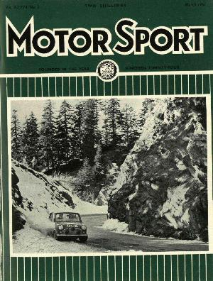 Cover of archive issue March 1962