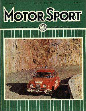 Cover of archive issue March 1963