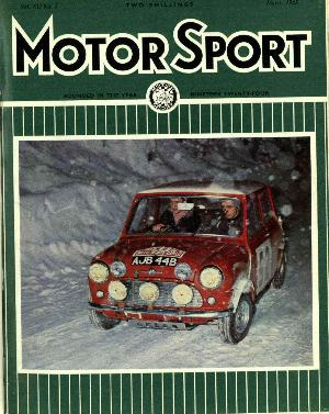 Cover image for March 1965