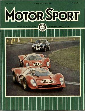 Cover of archive issue March 1967