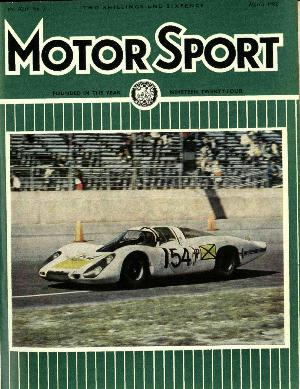 Cover of archive issue March 1968