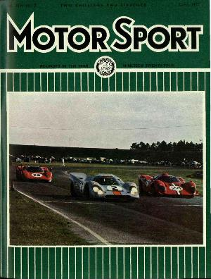 Cover image for March 1970