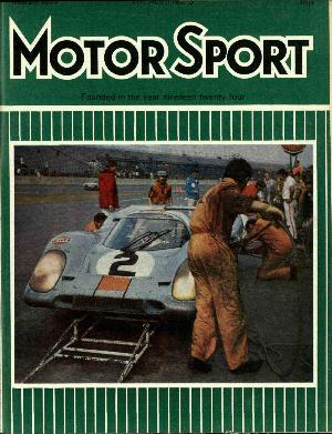 Cover of archive issue March 1971