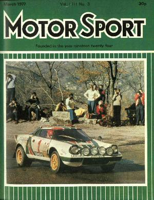 Cover image for March 1977