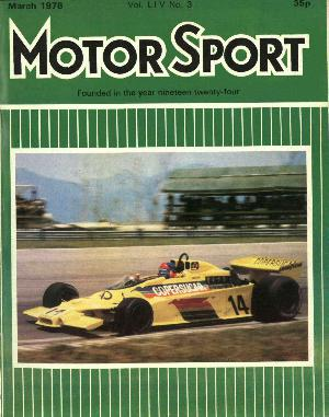 Cover of archive issue March 1978